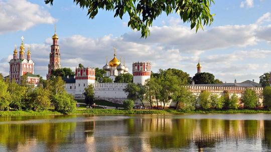 Экскурсия Московские жемчужины по Москве