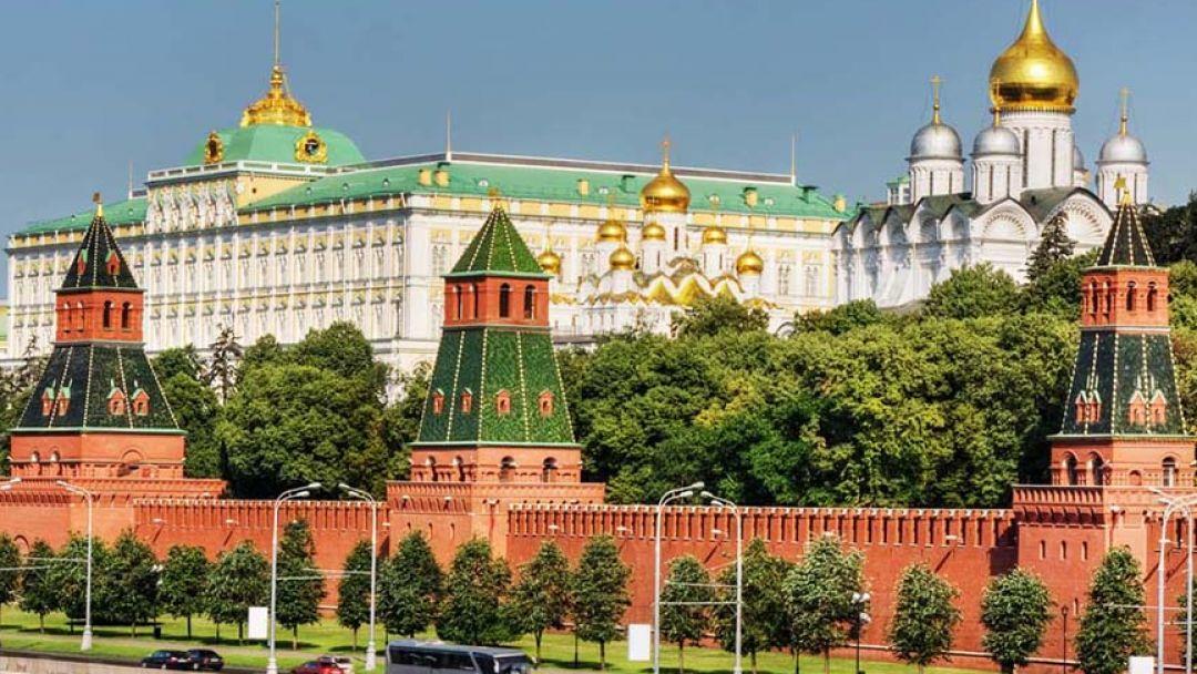 Москва – столица нашей Родины, языковая экскурсия - фото 1