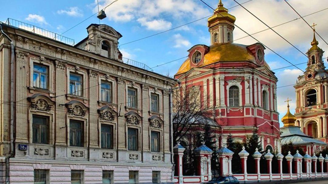 Дядя Гиляй или Москва 100 лет назад