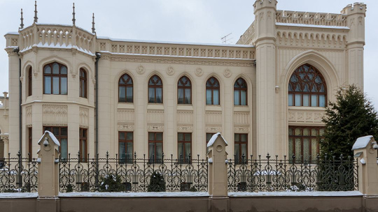 Экскурсия Роковые женщины - игрушки в руках фортуны по Москве