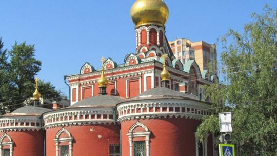 Экскурсия Тайны и легенды Марьиной рощи по Москве