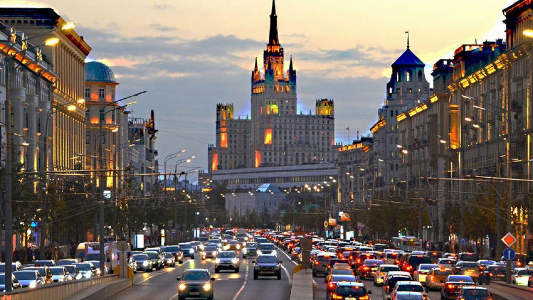 Кольца и ожерелья Москвы - фото 1
