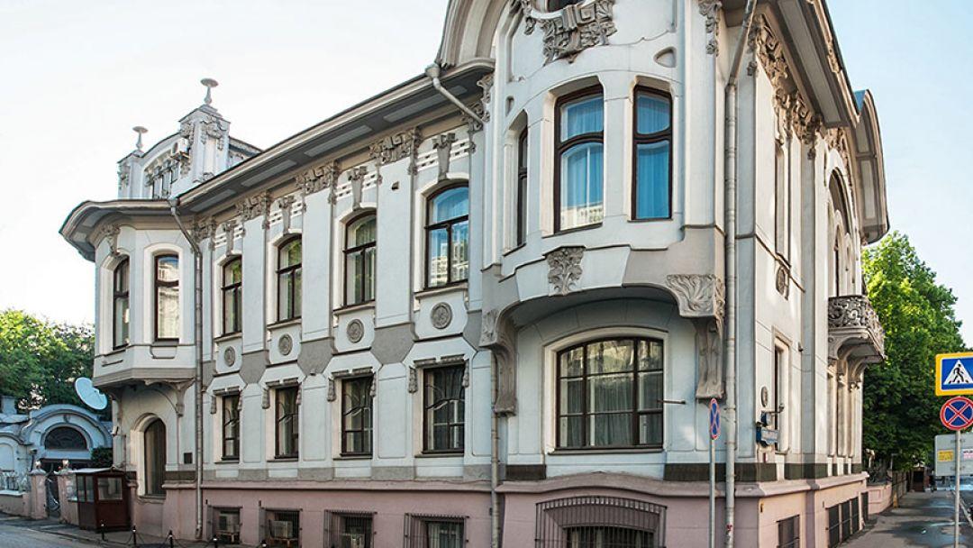 Силуэты московского модерна - фото 2