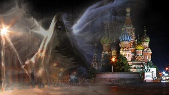 Экскурсия По следам влюбленных привидений по Москве