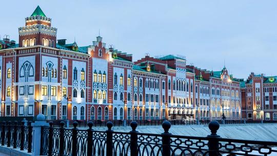Экскурсия Йошкар-Ола по Казани