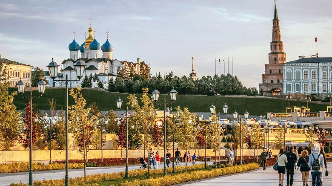 Обзорная по Казани + Казанский Кремль + Городская панорама - фото 1