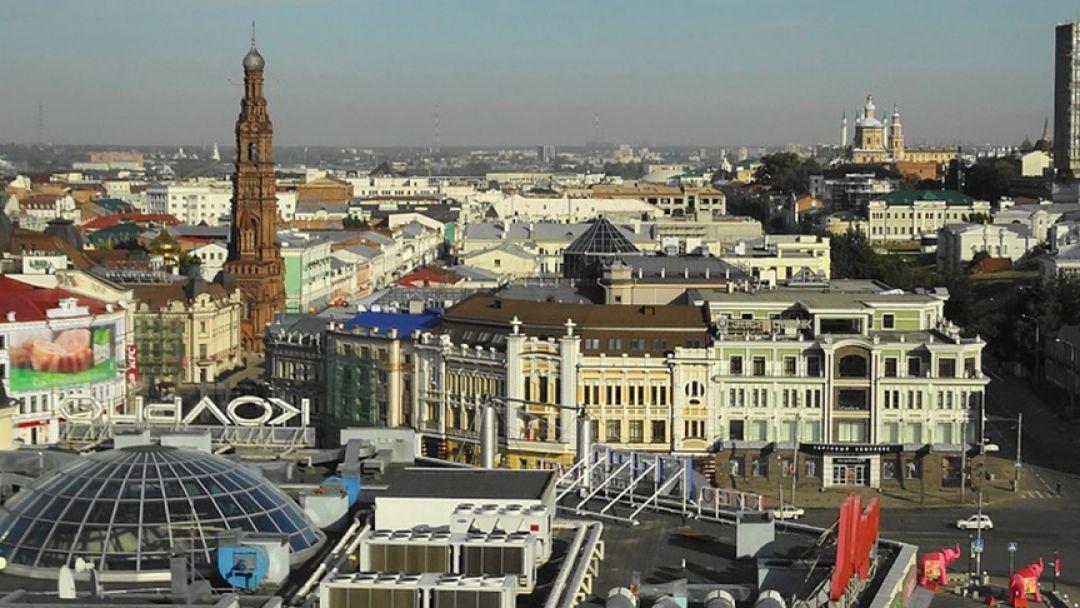 Обзорная по Казани + Казанский Кремль + Городская панорама - фото 2