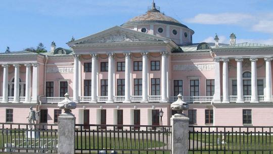 Экскурсия Шедевры московской архитектуры по Москве