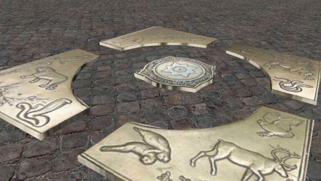 Фортуна для избранных. Волшебные места Москвы или места, приносящие удачу - фото 2