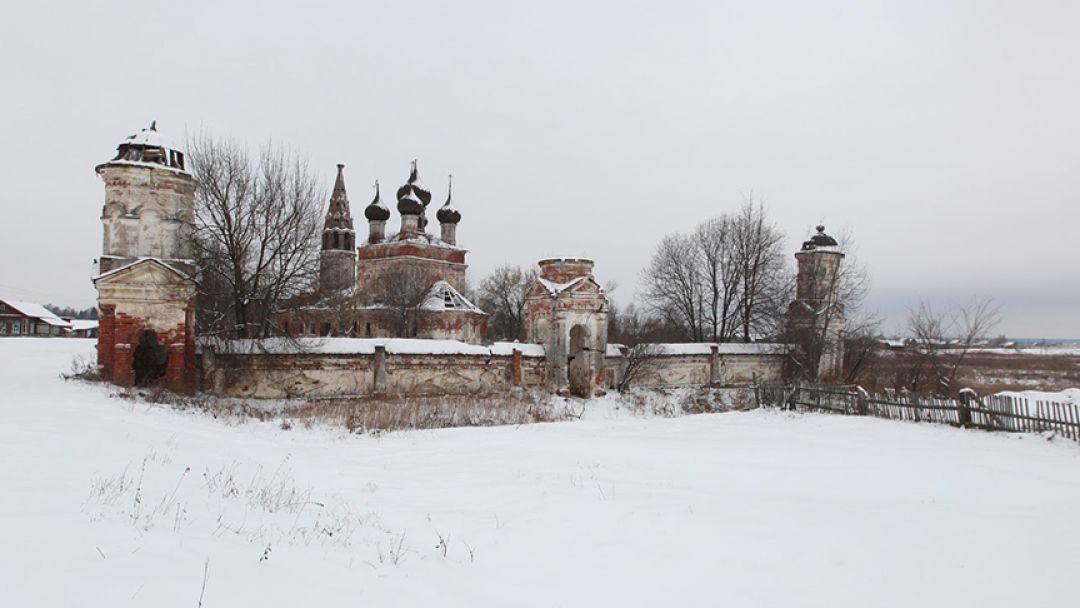 На землях Тушинского вора или предания несостоявшейся столицы - фото 2