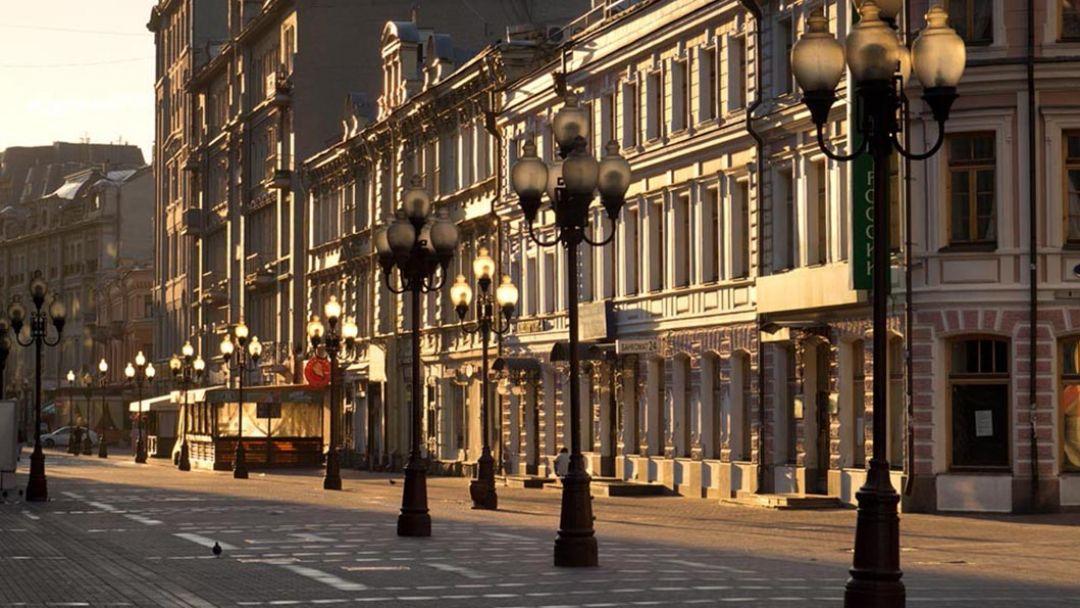 Москва дворянская - фото 1