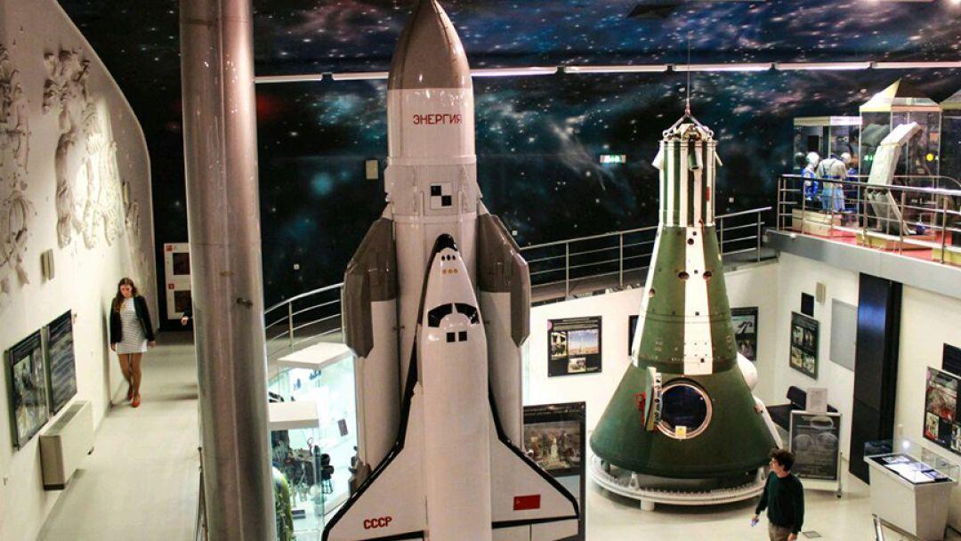 Космическое путешествие - фото 1
