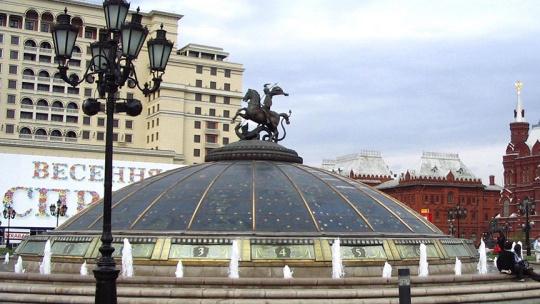 Экскурсия Москва древняя по Москве