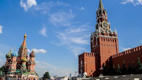 Экскурсия Сокровища Московского Кремля, языковая экскурсия по Москве