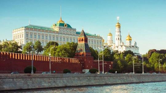 Экскурсия Сердце Москвы - Кремль по Москве