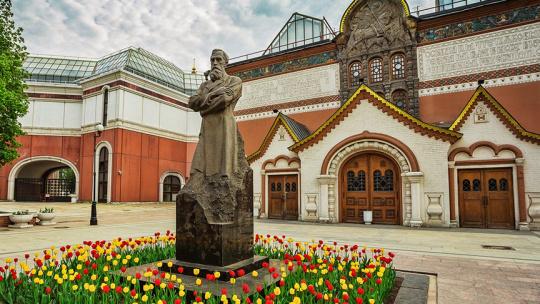 Экскурсия Москва художников и меценатов по Москве