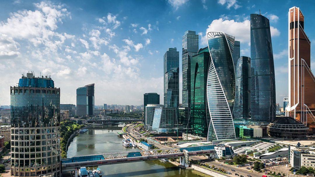 Москва-Сити, языковая экскурсия - фото 1