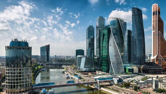 Экскурсия Москва-Сити, языковая экскурсия по Москве