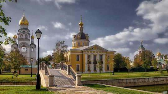 Экскурсия Истории Рогожской слободы по Москве