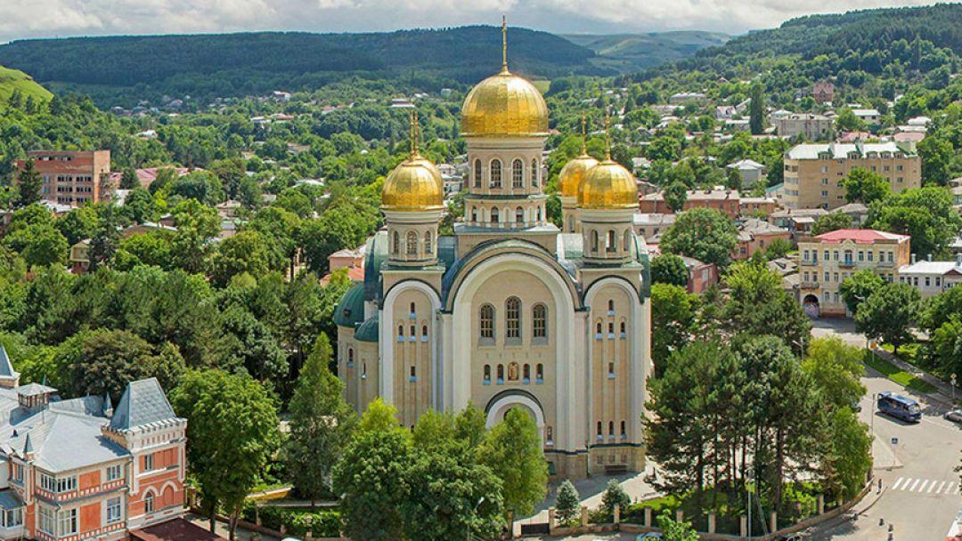 Кисловодск - обзорная (с дачей Шаляпина) - фото 2