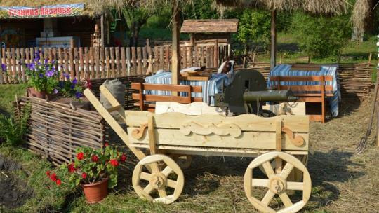 Экскурсия Казачье подворье по Пятигорску