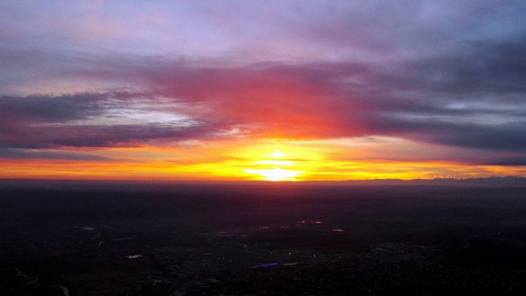Рассвет на Машуке (скандинавская ходьба) - фото 3
