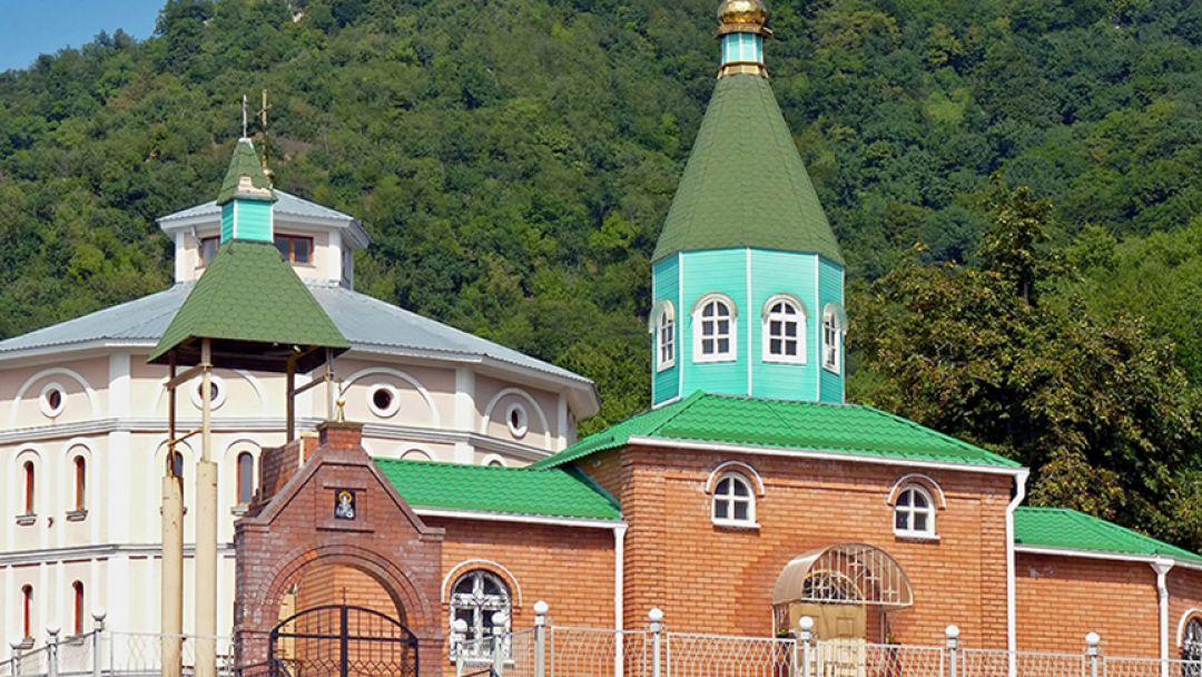 Второ-Афонский мужской монастырь - фото 3