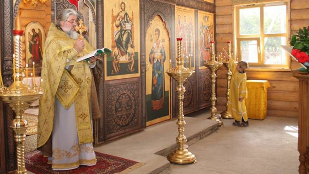 К мощам Святой Блаженной Матроны - фото 3