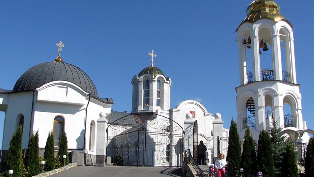 По святым местам в Кисловодске