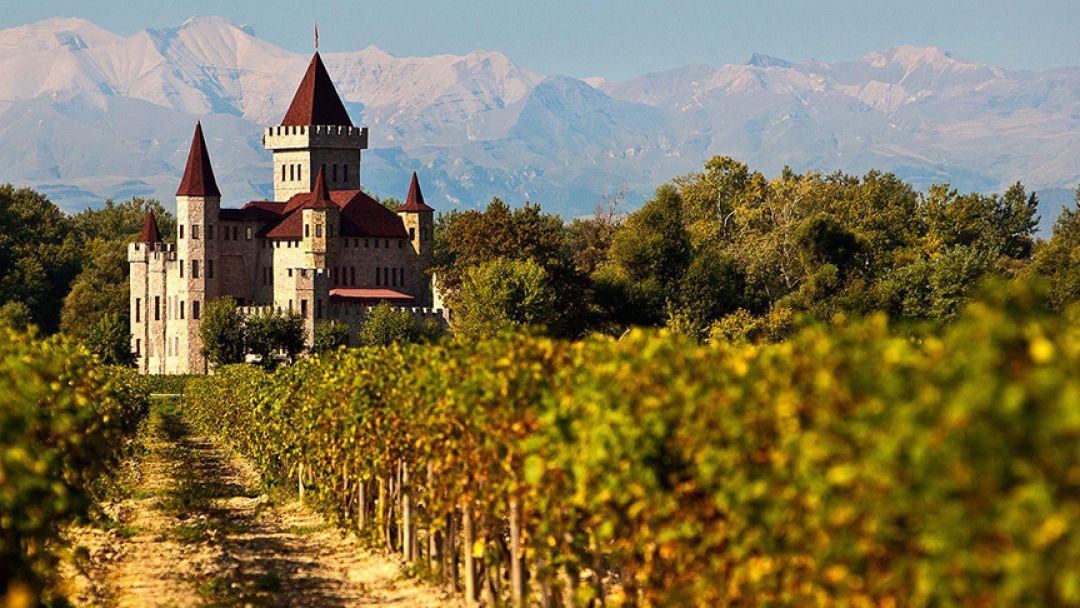 Дегустация вин в Шато-Эркен - фото 1