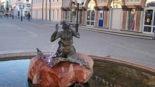 Экскурсия Семейный 3-х дневный тур в Казань  в Перми