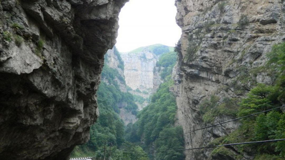 Чегемские водопады + Аушигер - фото 2