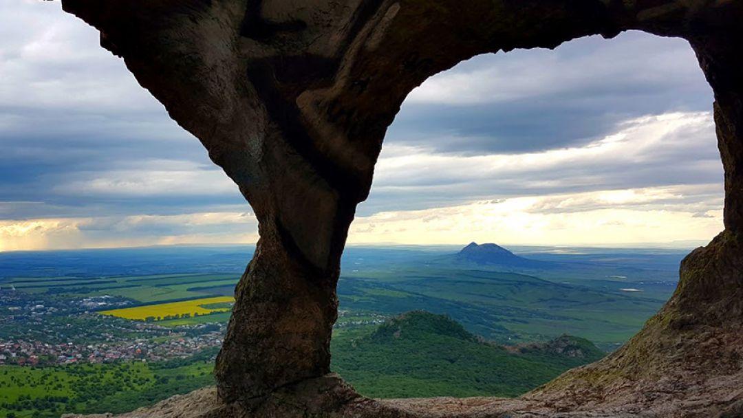 16 гор лакколитов на джипе - фото 1