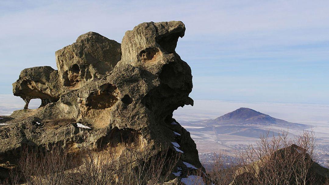 16 гор лакколитов на джипе - фото 2