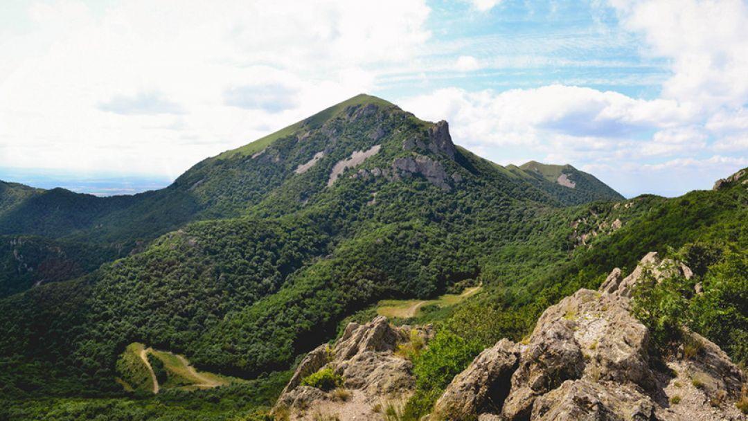 16 гор лакколитов на джипе - фото 3