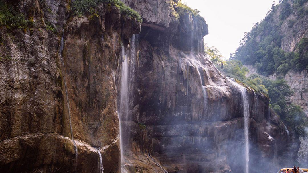 КБР (Чегемские водопады-Голубое озеро) - фото 1