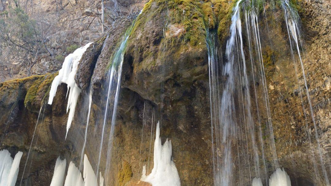 КБР (Чегемские водопады-Голубое озеро) - фото 2