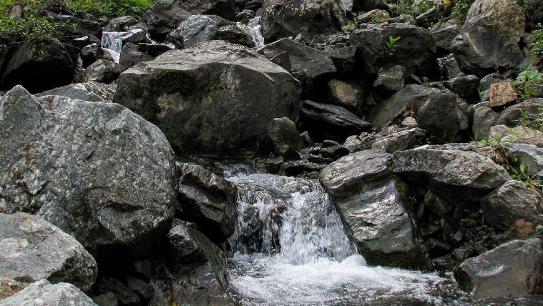 Мидаграбинские водопады на джипе - фото 3