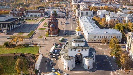 Экскурсия Квест-экскурсия по Владимиру для детских групп в Владимире