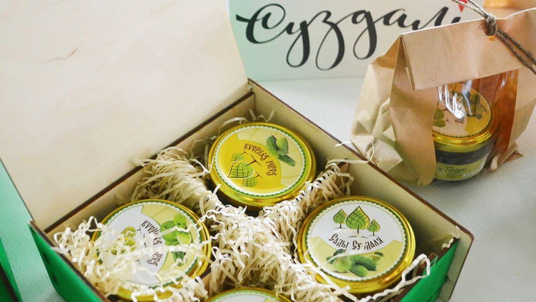 Дегустация чая и огуречного варенья в Суздале