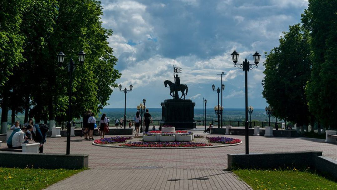 Экскурсия по Владимиру с гидом - фото 2