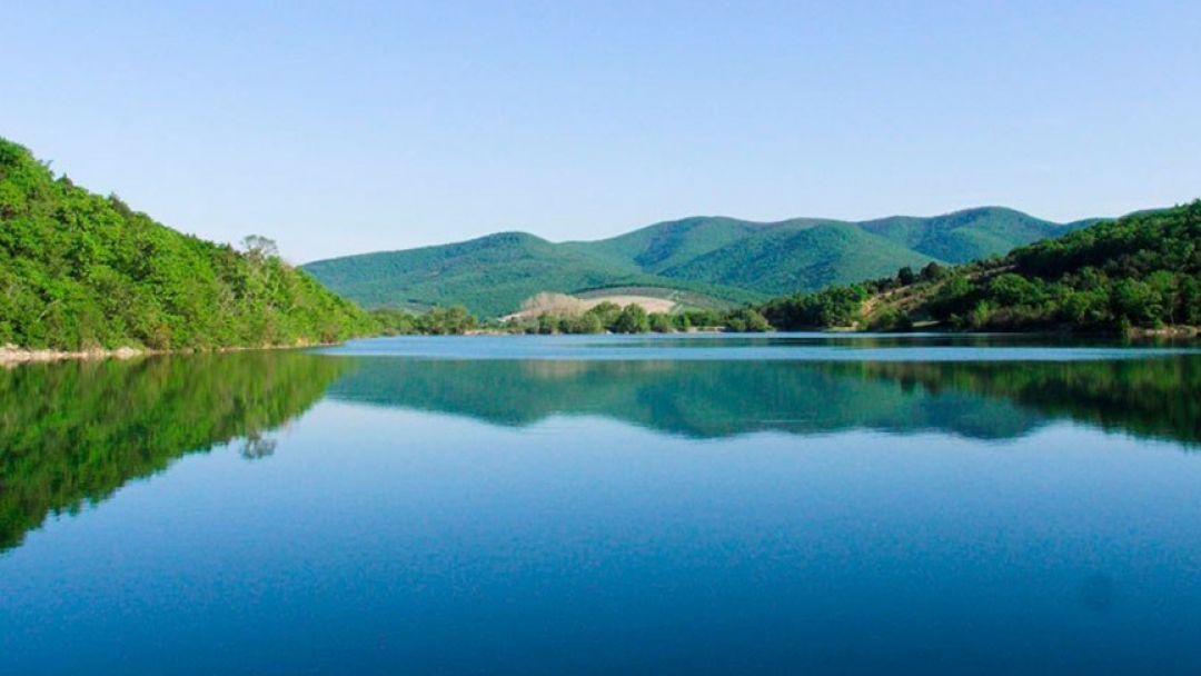 Джипинг: Анапа, Витязево, Джемете - экскурсии на внедорожнике Кипарисовое Озеро - фото 1