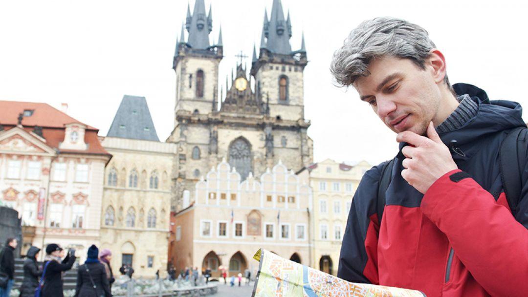 Квест-экскурсия по невероятной Праге - фото 2