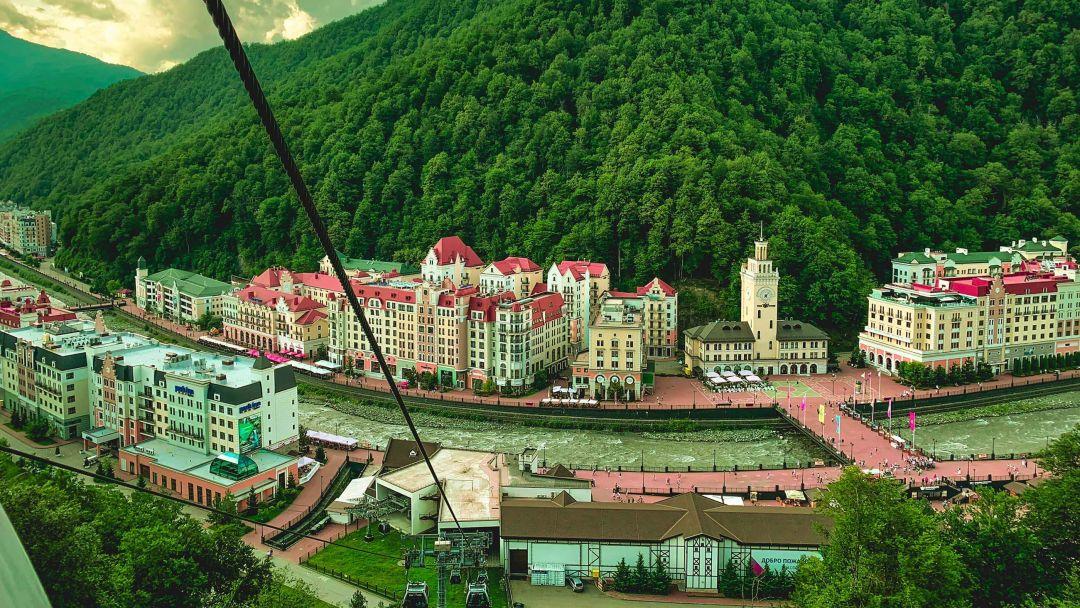 Гранд-Тур по Красной Поляне - фото 1