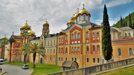 Абхазия: Зимняя Рица - фото 8