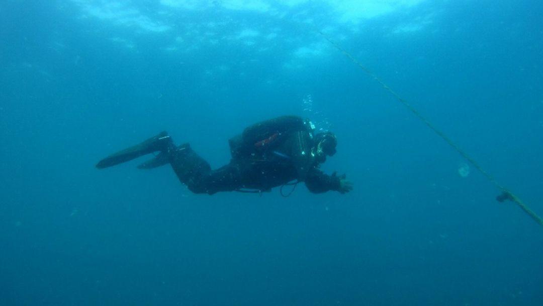 Дайвинг, погружение с аквалангом в Черном море с берега - фото 3