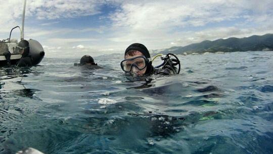 Экскурсия Дайвинг, погружение с аквалангом в Черном море с катера в Новороссийске