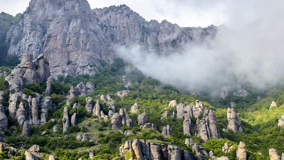 Долина привидений в Любимовке