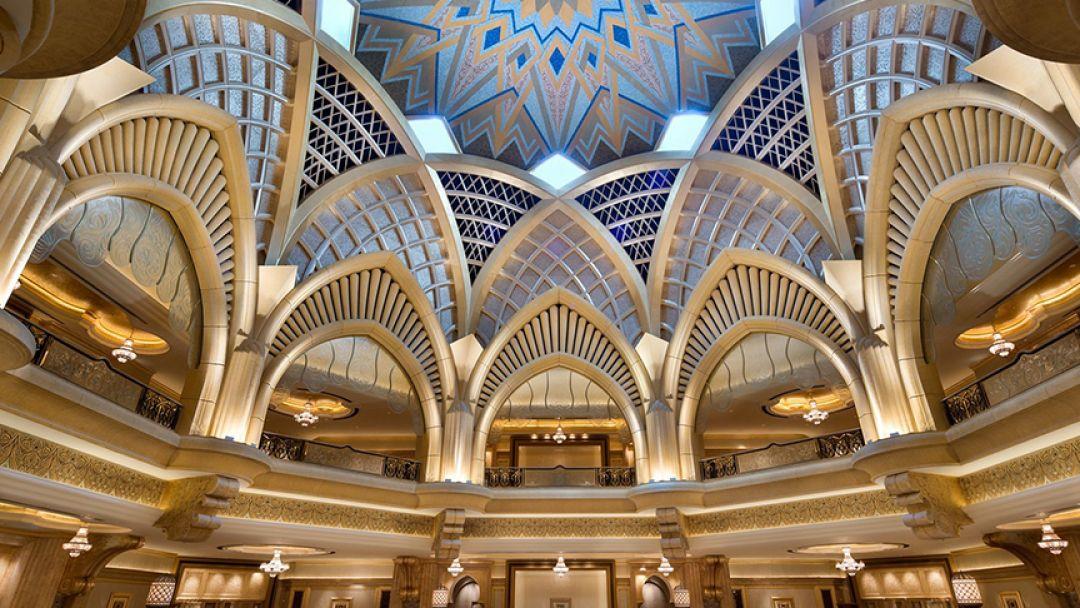 Один день в сказочном Абу-Даби - фото 2