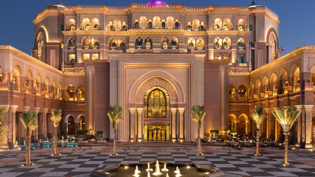Один день в сказочном Абу-Даби - фото 3